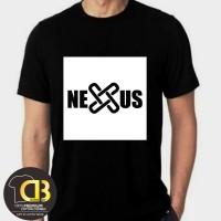 T-Shirt Premium Kaos Baju Distro Pria Wanita Round Neck 91A