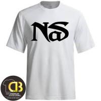 T-Shirt Premium Kaos Baju Distro Pria Wanita Kaos Round Neck 110A