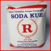 Soda Pengembang Kue Bubuk R Rantai Kiloan Kemasan 1kg