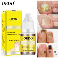 HAS Ginseng Antibacterial Nail Treatments Essential Oil Nails