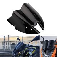 Kaca Windshield Motor Untuk Kawasaki Z800 2013 2014 2016 # Jak