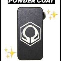 Promo Spesial Hexohm Powdercoat Black kld 10286