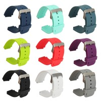 Inner Replacement Wrist Band Silicone Watch Band Strap for Garmin