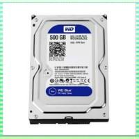 READY STOCK HARDDISK INTERNAL WD 3 5 500GB SATA BUAT PC