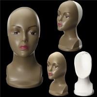 Inner Foam Mannequin Head Wig Display Holder Manikin Styrofoam