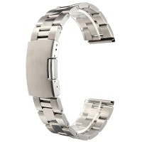 Inner 18/20/22 / 24mm Watch Band Stainless Steel