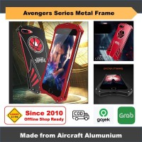 iPhone SE 2020 / 8 / 7 Casing Dr Strange Metal Frame Case