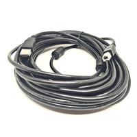 SKU-1068 KABEL USB PRINTER 10M HITAM AM BM 10 METER 10 M GOOD QUALITY