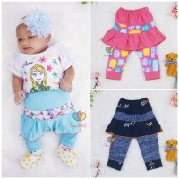 Umbrella Pants Uk Bayi / Celana Panjang Baby Baju Bayi Leging Bayi