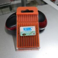 Mata Bor LYK 1.5mm Mini Drill isi 10 pcs (Gold)