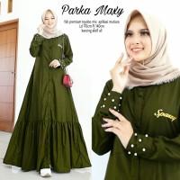 parka maxy. long dress. gamis. dress terbaru & terlaris cantik murah.