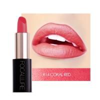 FA59 FOCALLURE Lacquer lipstick #14 Coral Red