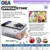 GEA ICE 1530 - Mesin Pembuat Hard Ice Cream - Hard Ice Cream - Promo