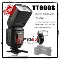 Flash Godox TT600S For Sony Camera A7II A7 A7R A7S A6000 etc ORIGINAL.