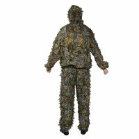 Ghillie Suit Camo 3D Hunting Airsoft