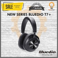 Bluedio T7 wireless headphone Active Noise Cancelling Bluetooth 5.0 - T Tuju Plus