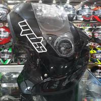 helm MDS PRO RIDER BLACK DOFF SOLID FLIF pro rider modullar fullface