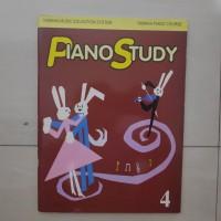 BUKU PIANO STUDY 4 YAMAHA MUSIC EDUCATION SYSTEM