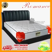 Kasur Spring bed Romance 1 set full set 160x200