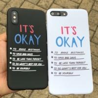 Happy Note Case Iphone 6 6S 6S+ 7 plus 8 X XR XS MAX cool cute lucu