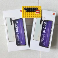 Xiaomi Redmi Note 8 PRO 6/128 Garansi Resmi