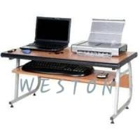 Meja laptop / Lesehan meja komputer 809 LSB (kokoh dan kuat)