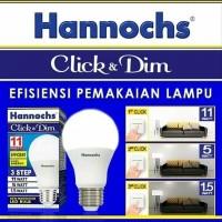 Lampu Led Hannochs 11w Click & Dim Click And Dim 11 Watt 11 W