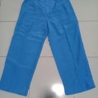 celana panjang wanita * biru muda *modis