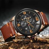 Jam tangan CURREN 8288 Pria Chronograph Casual Stylish