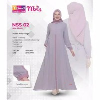 gamis nibras nss 02