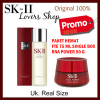 SK-II/SK2/SKII/SK II RNA POWER CREAM + FACIAL TREATMENT ESSENCE