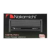 TERBARU NAKAMICHI NGTA 704 POWER. 4500Watt. 4 Channel. 60 watts RMS x