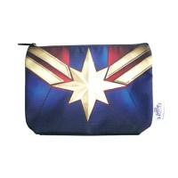 Promo Tokopedia Pouch Captain Marvel - Design 1