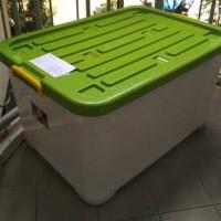 HOT SALE Box container ( Kotak kontainer ) plastik 130 liter ( by