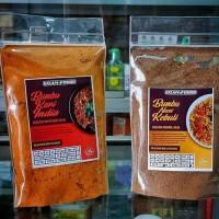 SALE Bumbu Kari / Kare / Curry India Impor Halal Powder / Bubuk 100 gr