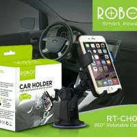 Car Holder Mobil Docking Robot RT-CH01 360 Stand Bracket HP GPS