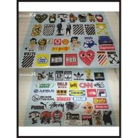 Stiker Koper Rimowa Design95 - PREMIUM Sticker Edition