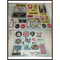 Stiker Koper Rimowa Design107 - PREMIUM Sticker Edition