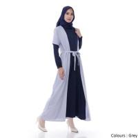 HOT SALE Gamis Wanita | Inayah Maxi | Dress Muslim Polos Original -