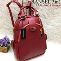 PROMO!!! Tas wanita CK ransel.tas wanita murah branded tas sekolah tas