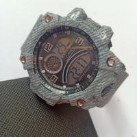 HOT SALE Jam tangan wanita Casio sport loreng jean digital A05 small