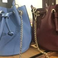 HOT SALE Tas ZARA Original 3309 mini bucket bag/tas wanita branded