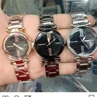DISKON!!! Jam tangan wanita Gucci Rantai ( Free baterai cadangan )