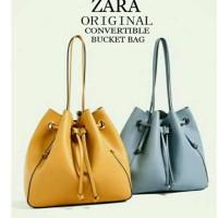 DISKON!!! Tas ZARA Serut original/tas wanita branded murah/handbag