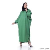HOT SALE Baju Gamis Jumbo | Pakistan Abaya | Gamis Syari Muslim - Red