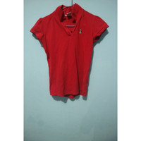 Hush Puppies Kaos Polo Wanita Original