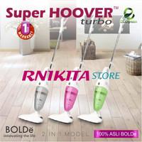 SUPER HOOVER TURBO BOLDE - Vacuum Cleaner 2 in 1 JINJING + STANDING