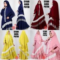 gamis syari gavaputri 21 / maxi dress muslim wanita