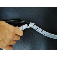 Spiral Kabel 6mm Panjang 10m / pelindung cable 6 mm wrapping band