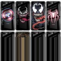 Marvel hero Samsung Galaxy S8 S9 S10 E 5G Plus Note 8 9 Back Case